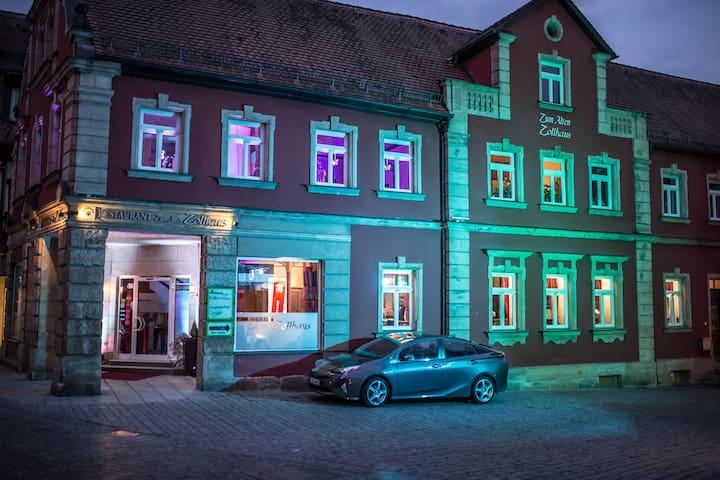 Apartment II im Alten Zollhaus
