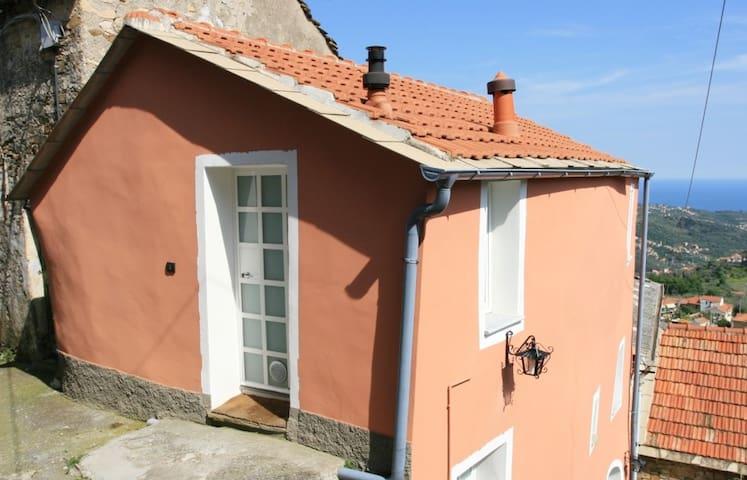 Casa Rosa - Diano Arentino - Haus