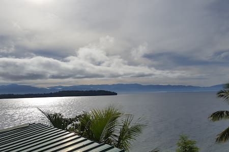Balet Samal Rest House-Superb Beach View - Island Garden City of Samal - Hus