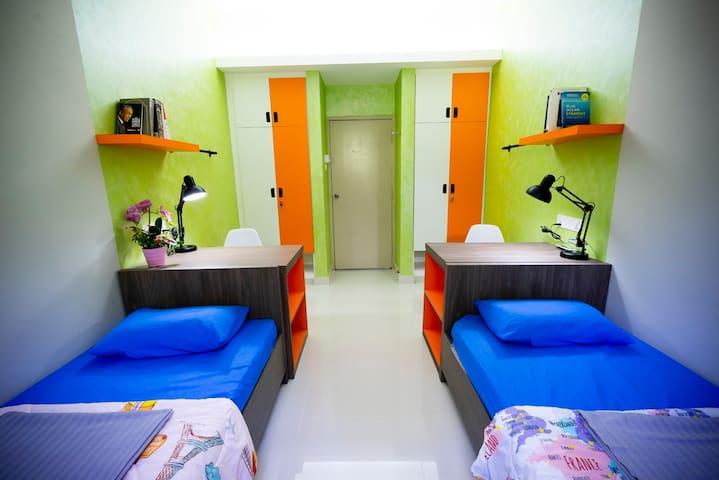 KIZ Residance Hostel