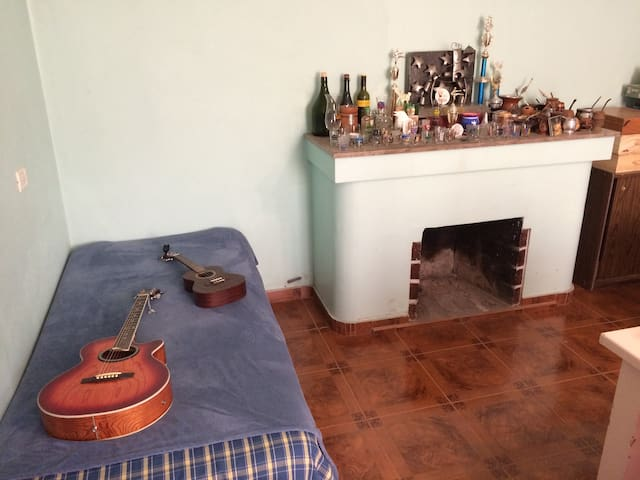 Room at Old Restored House, close to Central Park - Mendoza - House