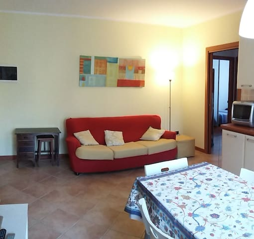 Ruzante Home Padova - apt. per 1-3 persone/people - Ponte San Nicolò - Apartment