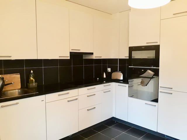 Double room in Lausanne