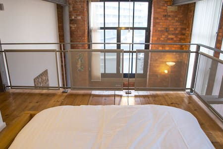 Central loft style duplex apartment - Manchester