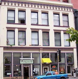 Cute Studio Heart of Downtown PDX - Portland - Apartment