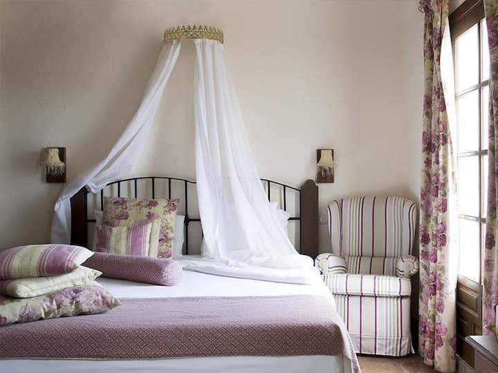 Room with terrace-solarium