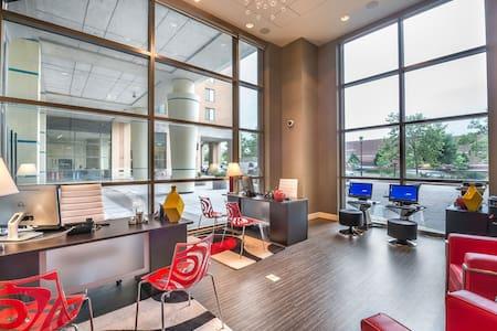 Modern Millennial DC Apartment - Hyattsville - Wohnung