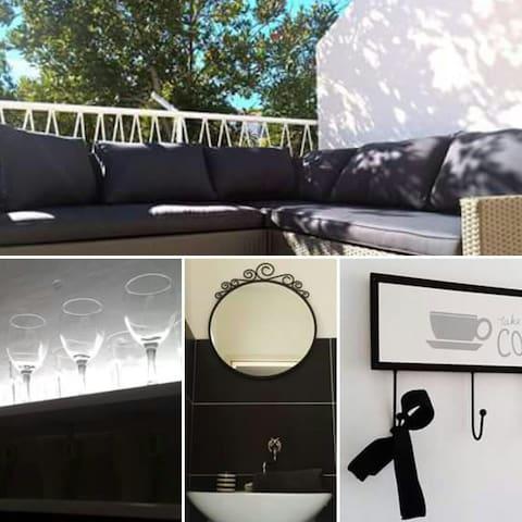 Holiday House★(terrace & garden)★Summer House - San Pietro della Brazza - Casa