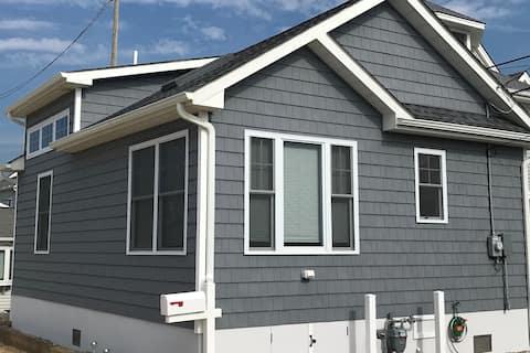 New Ocean Block Lavallette Cottage