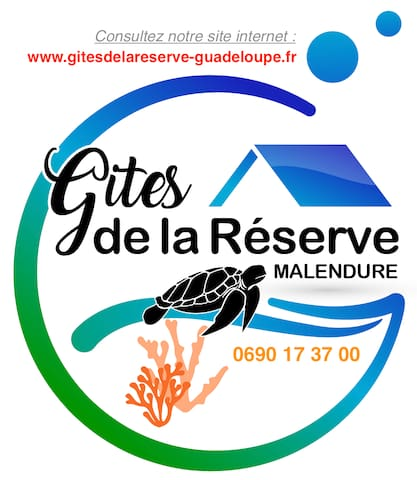 www.gitesdelareserve-guadeloupe.fr