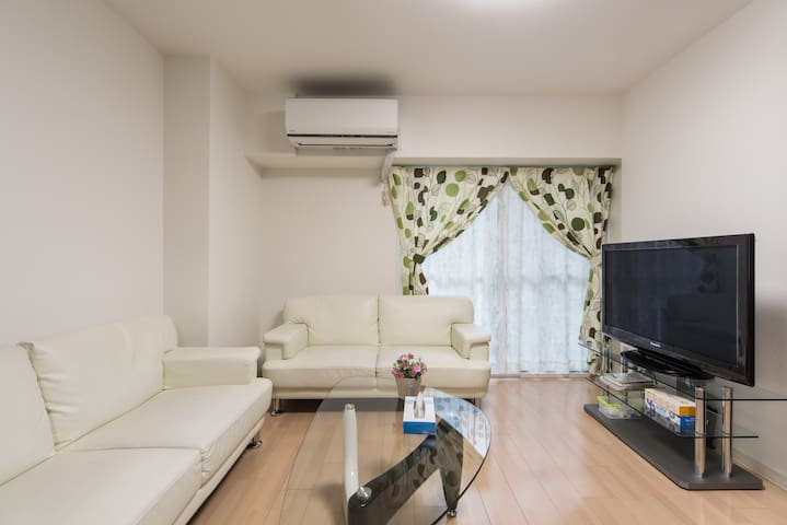 Family 3LDK Near Shinsaibashi Namba - 大阪市 - Apartmen