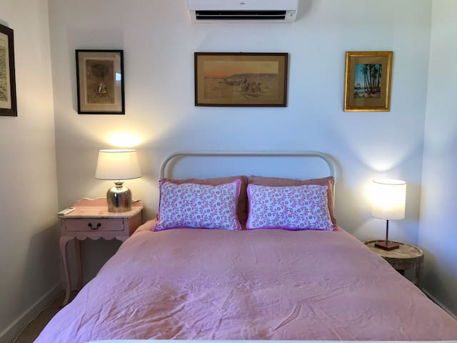 Haveli Blue Bedroom Two