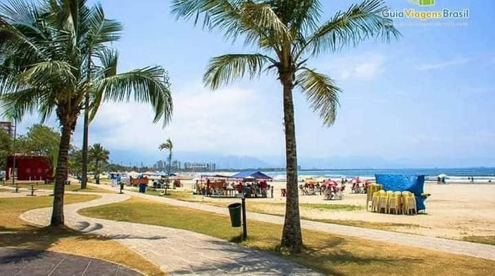 Apartamento 150 mts da praia da enseada -  Guarujá