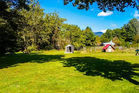 Creekside Campsite #3 -  5 mi. to Blue Ridge Pkwy