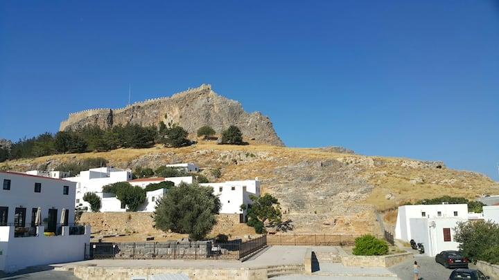 Acropolis View Studio