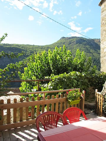 Holiday home in Ste Marguerite Lafigère for 4 persons