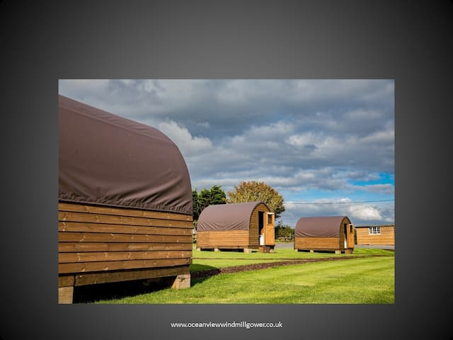 Gower Suite Huts - Cussan