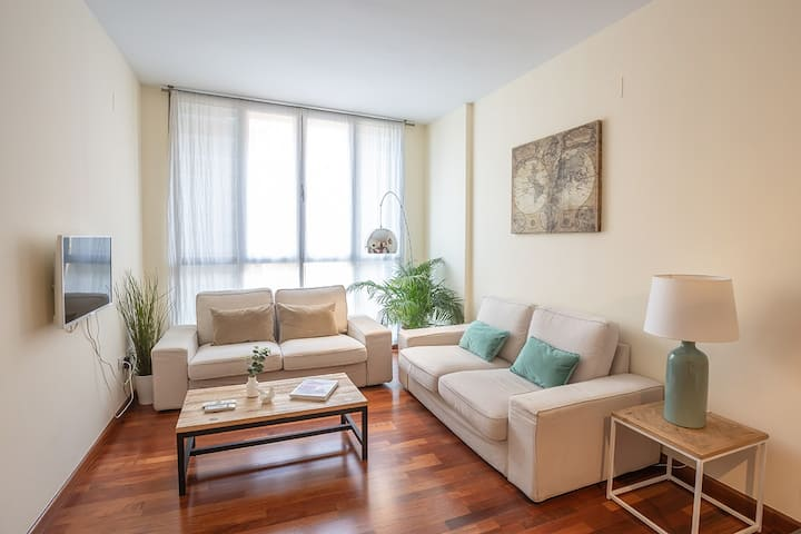BONITO NICE apartamento disfruta Sevilla.