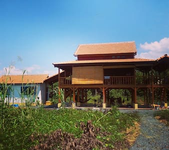 Saigon Lake House - Dong Nai - Haus