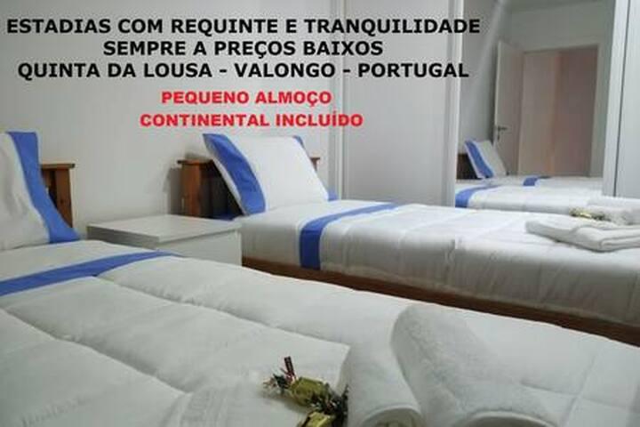 QUINTA DA LOUSA GUEST HOUSE-Valongo, Porto