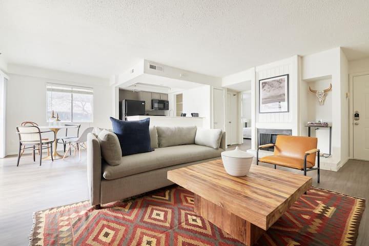 Sonder | Barton Creek | Lovely 1BR + Balcony