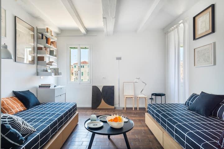 Nordic Cottage a Venezia