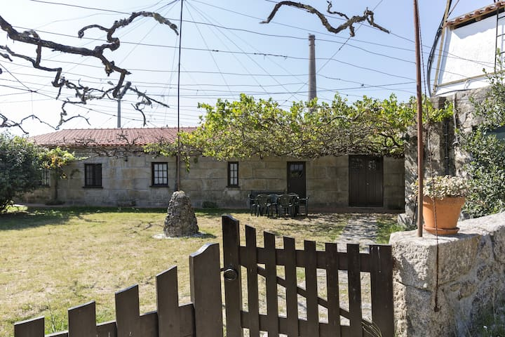 Casa Rural Santa Marta Portuzelo - Santa Marta de Portuzelo - Villa