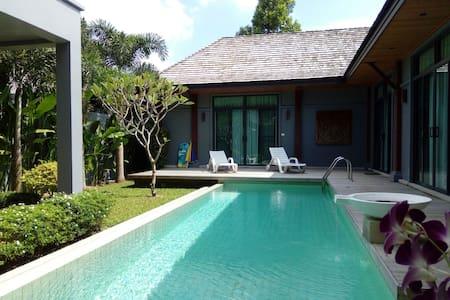 2-bedroom private pool villa - Tambon Rawai - Villa