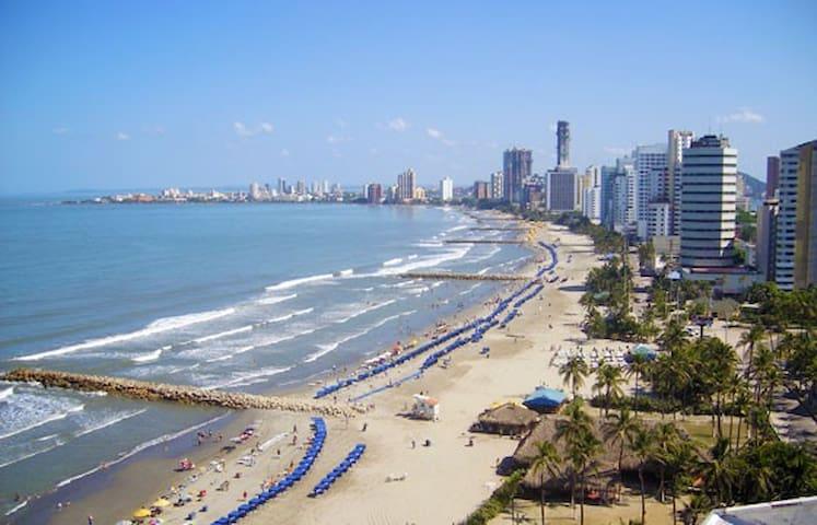 La Playa - Cartagena - Apartment