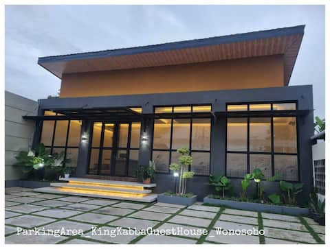 kingkabba guesthouse adalah tempat istrahat nyaman
