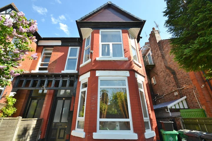 Flat in Didsbury - Manchester - Apartment