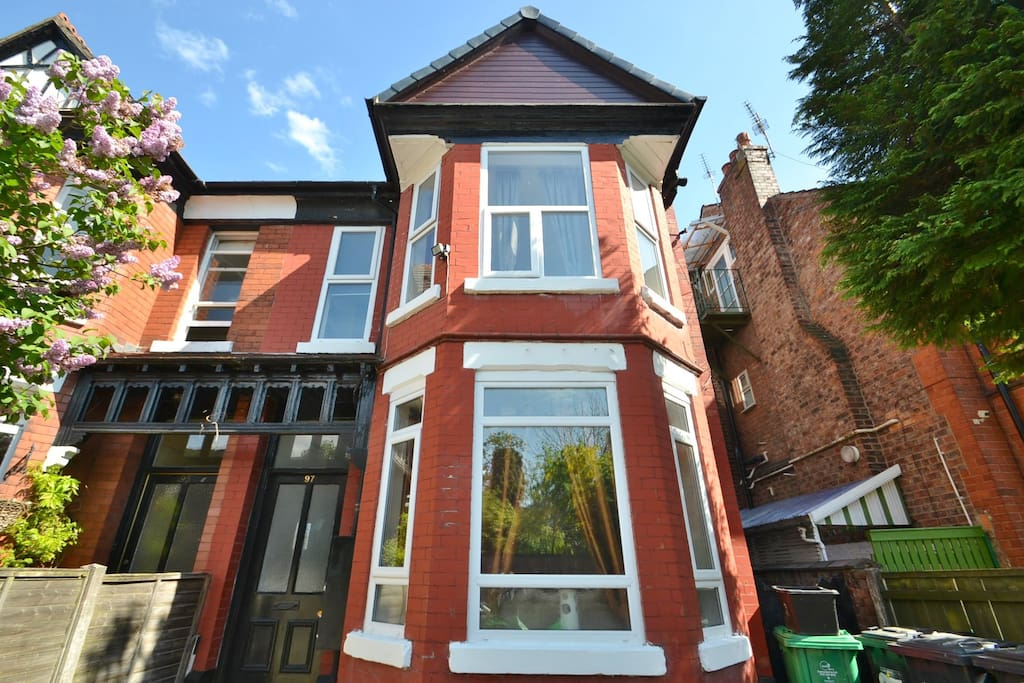 Flat in Didsbury - Apartments for Rent in Manchester ...