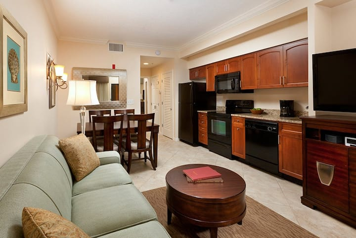 SHERATON VISTANA ORLANDO RESORT - 1 BEDROOM SUITE