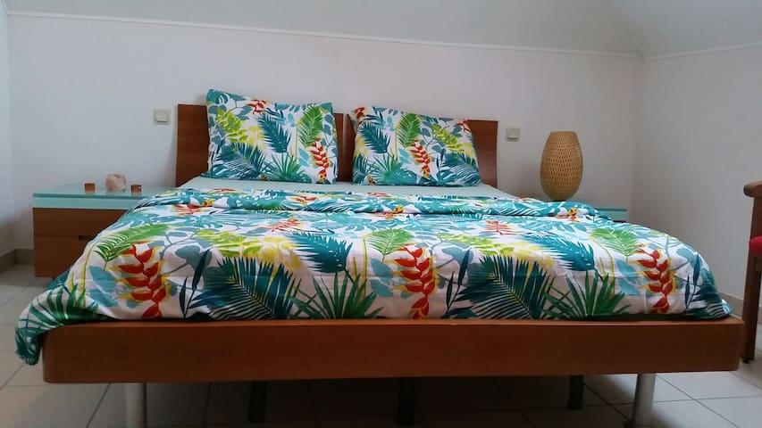 Chambre privée dans logement (1-2p) - Aspelt - Apartament