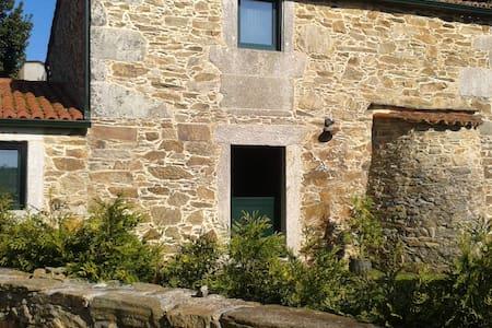 Casa rustica con jardín y barbacoa cerca ponteceso - Cores - Talo