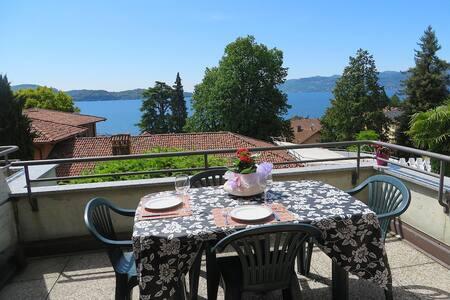 Bellissima Casa vacanze vista lago - Ghiffa - อพาร์ทเมนท์