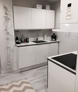 Modern apartment with a sauna in the city center - Lahti - Apartment