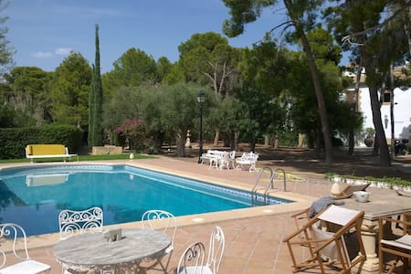 Casa rural con encanto en Alicante - Mutxamel