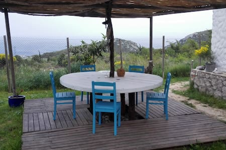 Great Sea view House with Garden    - Karaburun