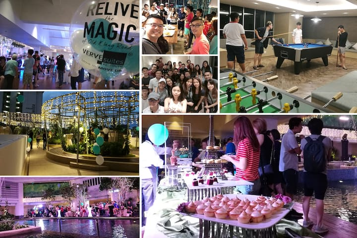 Lifestyle Events & Parties