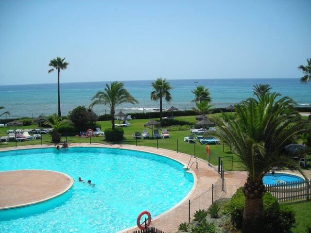 Superbe appartement Costa Del Sol Marbella - La Cala de Mijas - Apartment