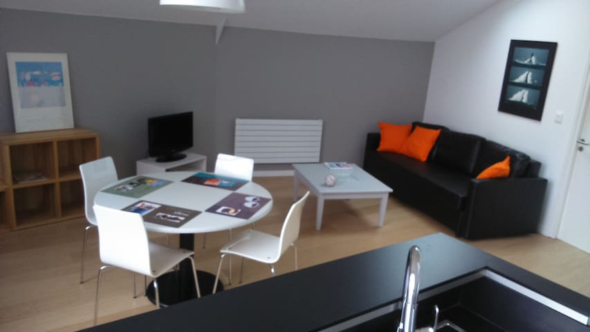Appartement La Moggy - Armentières - Appartement