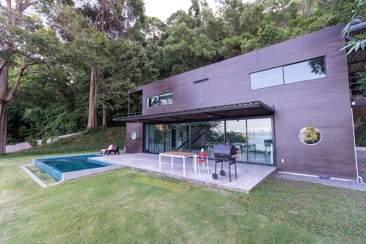 Bamboo Villa - Private pool villa with Sea View