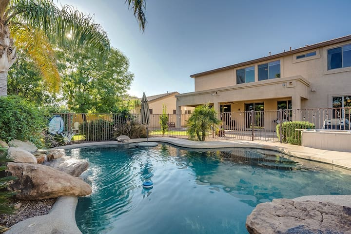 Puzzle House -15 minutes from Mesa/Phoenix Airport