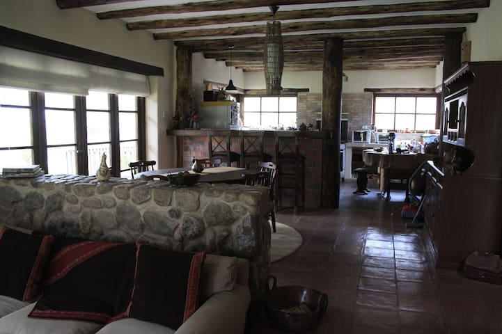 comfortable and new house in sacred valley! - Cusco - Pis