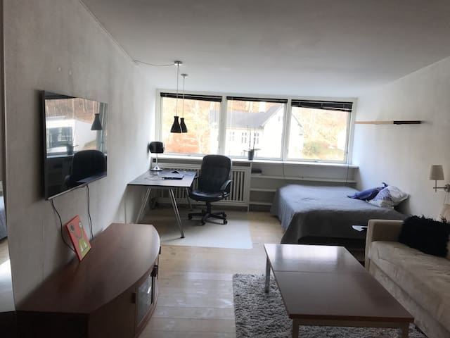 Cozy apartment close to nature - Brabrand - Appartement