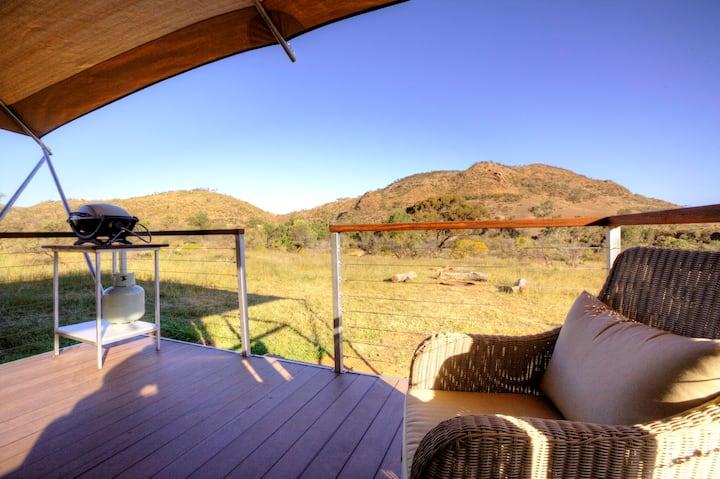 Flinders Bush Retreats - Eco Tent
