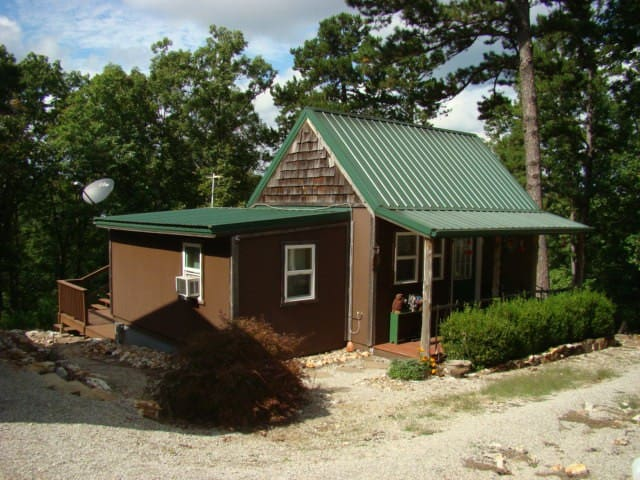 Pine Top Tiny House/Cabin...Beautiful  Quite Area