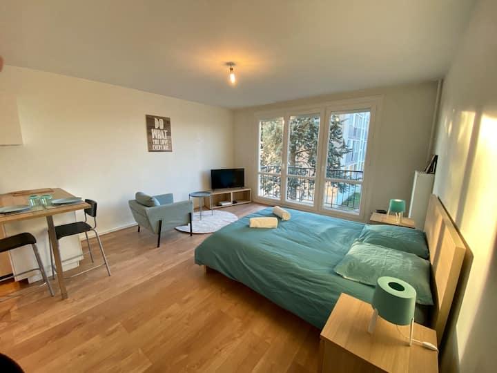 Bel appartement moderne avec tout le confort