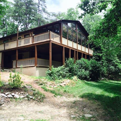 Mountain House near Luray